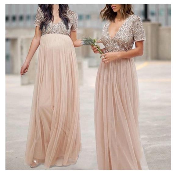 Maternity/Plus Size Dress NWT
